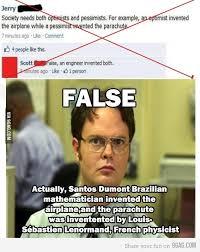 "Ignore the image. What is the ""FALSE"" guy meme name? =[ - 9GAG via Relatably.com"