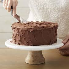Indydebi Cake Cutting Chart Chocolate Buttercream Frosting Recipe
