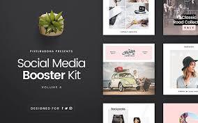 Social Media Design Templates Epic Social Media Post Design Templates To Boost Your