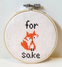 Stitching Patterns Adorable 48 Times Cross Stitches Were So Badass They Were Perfect For 48st