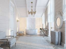 bathroom classic design. Gorgeous Traditional Bathroom Designs With Pendant Light And Two Classic Design