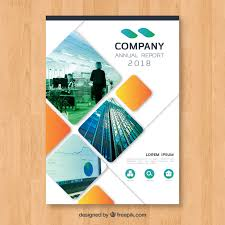 Free Report Cover Page Template Impressive Cover Vectors Photos And PSD Files Free Download
