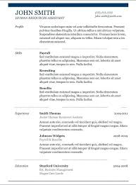 Free Modern Resume Copy And Paste Copy Of A Resume Template Sigurnost Co