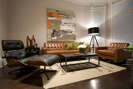 Floor lamps in living room Industrial View In Gallery Dark Black Lampshade Of The Floor Lamp Helps Give Better Definition To The Living Room Decoist Tripod Lamps Ideas Inspirations And Photos