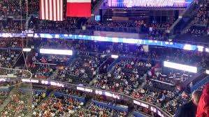 Amalie Arena Terrace Level Ends Hockey Seating