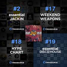 This Week On Traxsource Charts Sergio Dangelo