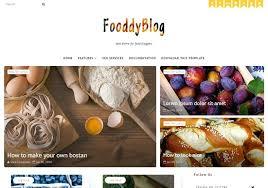 Recipe Blog Template Details A Demo A Recipe Blog Templates