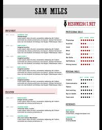 Effective Resume Templates 2017 Best of 24 Resume Templates 2417 To WIN