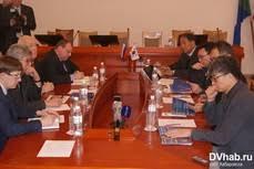 Хабаровск получил диплом за международную активность Новости  Хабаровск получил диплом за международную активность