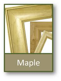 solid maple moulding available in several profiles finished or unfinished this moulding is made from top grade maple lumber specifically selected for its