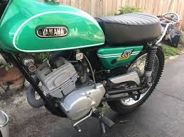 1970 yamaha ct 1 175cc enduro motorcycle all original