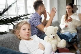 اثرات جدی دعوای والدین روی کودکان + راه حل