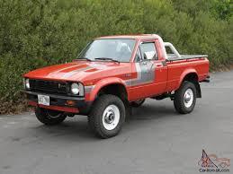 TOYOTA 4WD SPORT TRUCK - 49K Original Miles, Original Paint ...