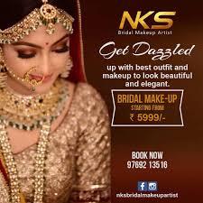 nks makeup artist goregaon west mumbai