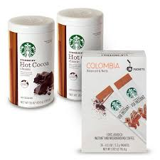 A convenient carrier filled with 96 fl oz of our brewed veranda blend® starbucks® blonde roast coffee (equivalent of twelve 8 fl oz cups), perfectly suited for meetings, picnic gatherings or whatever occasion calls for coffee. Starbucks Costco