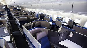 United Economy Plus Seating Chart Flight Review United B767 300 Polaris Business Class