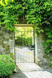 garden gate nursery old garden gate beautiful old garden gate covered with green ivy photo by garden gate nursery