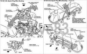 spark plug wiring diagram ford images switch wiring diagram ford 302 spark plug wire routing diagram motor