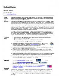 Tech Support Resume Examples Business Gender Discrimination In
