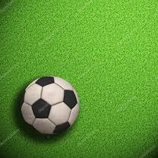Voetbal Behang Stockfoto Kasza 43442149