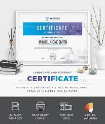 Professional Certificates Templates 25 Professional Diploma Certificate Templates