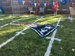 Football Field In Backyard O Lucky Football Field In The Backyard Football Field In Backyard