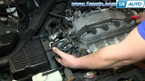 how to install replace engine ignition distributor honda how to install replace engine ignition distributor 1996 98 honda civic