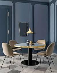 soggiorno anni 50 50s style dining room tavolo by gubi se