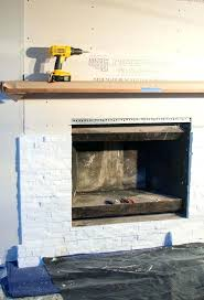 modern fireplace fronts rustic modern fireplace makeover using glacier stone ledger from floor decor fireplace tv modern fireplace fronts