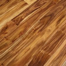 wood floor.  Floor Acacia Natural Hand Scraped Sample  Solid Hardwood Floor Aluminum Oxide  Wood Coverings Amazoncom Inside O