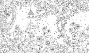 Choose from the best free coloring pages and print them out. Secret Garden Colouring In For All Craft The Guardian