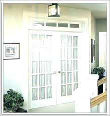 narrow interior french doors inch double unique marvelous closet for narr