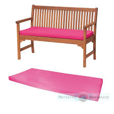 outdoor water resistant 2 seater bench swing seat