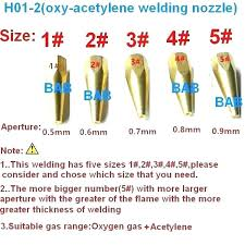 Victor Brazing Tip Chart Victor Cutting Torch Tips Overspeed Co