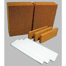 evap cooler parts accessories evaporative coolers air 6400 cfm 12 in universal rigid media for evaporative cooler