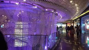 chandelier in the cosmopolitan