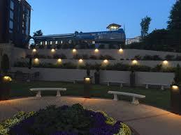 greenville led commercial outdoor lighting greenville courtyard lighting full size