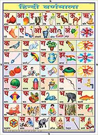 Varnmala In Hindi Chart Buy Hindi Alphabet Chart 70x100cm Book Online At Low