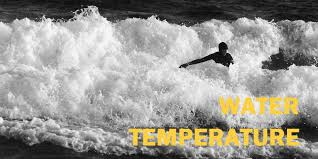 Water Temperature Chart And Required Wetsuit Thickness