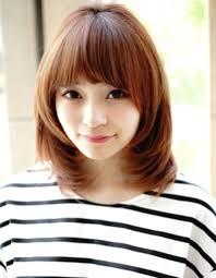 髪型どんな人にも似合うひし形フォルムカット黄金バランス 髪型