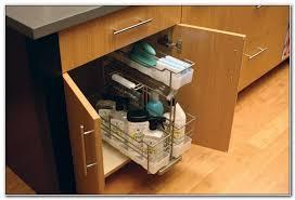 kitchen under sink storage solutions