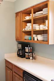 How To Remove Kitchen Cabinet News Open Cabinets On Kitchen Cabinets Open Shelves Open Cabinets