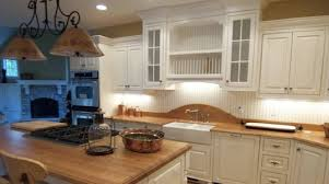 white country kitchen with butcher block. Exellent Country And White Country Kitchen With Butcher Block T
