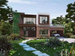 bricks home design and brick homes on best modern luxury home