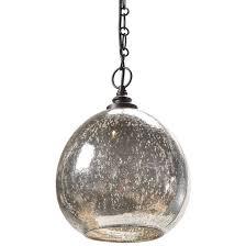 mercury glass pendant lighting. 15 The Best Serena Antique Mercury Glass Pendants For Pendant Lights Lighting M