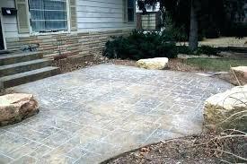 patio patio do it yourself concrete repair ideas pour for color with g
