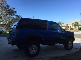 Tahoe 98 chevy tahoe lift kit : 98 chevy tahoe (2 door) 4x new paint, lift/suspension kit, new ...