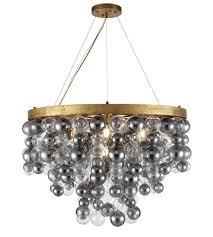 elegant lighting 1531d32agl isabel 7 light 32 inch antique gold leaf chandelier ceiling light urban classic gold leaf chandelier 551