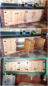 kitchen storage furniture ideas. Kitchen Pallet Cabinets Amazing Wooden Storage Ideas Pict Of Style And Building Furniture