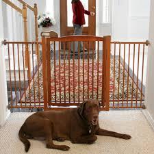 decorating gorgeous outdoor pet gates 9 4 pretty large dog wood uk wooden freestanding folding gate